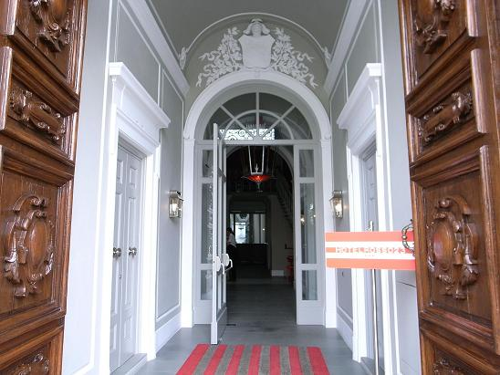 rosso 23_entrance_2009