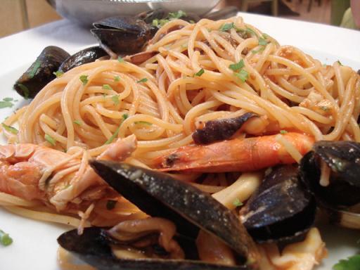 o sole mio_spaghetti al mare