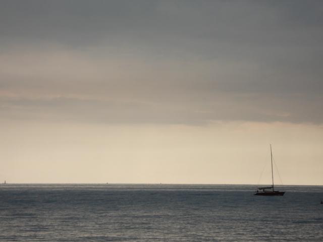 vista di mare