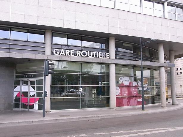 rennes bus terminal