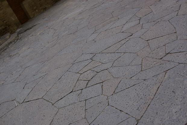 stone pave