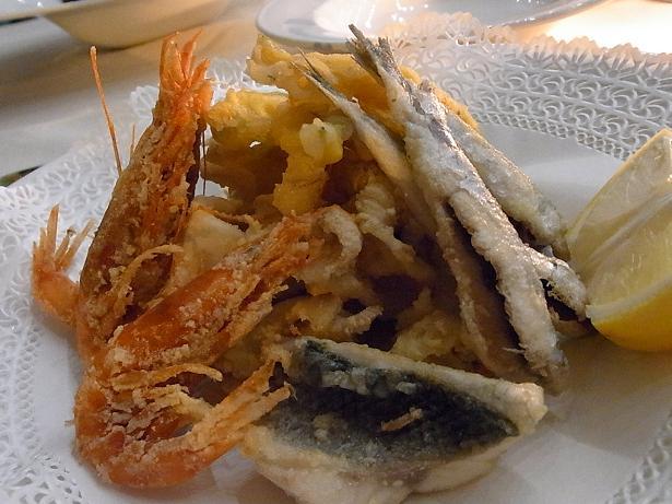 fritti di mare