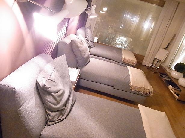 sala relassante