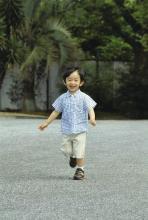 悠仁さま3歳お写真