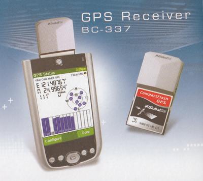 GlobalSat BC-337
