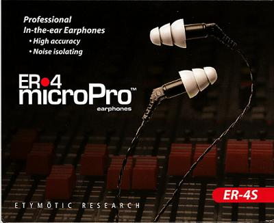 ER-4S Package