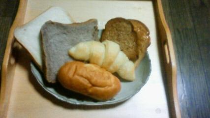 健考社さんのパン
