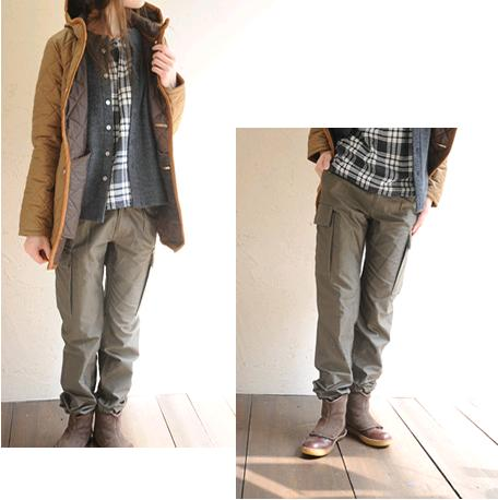 mall skin cargo pants