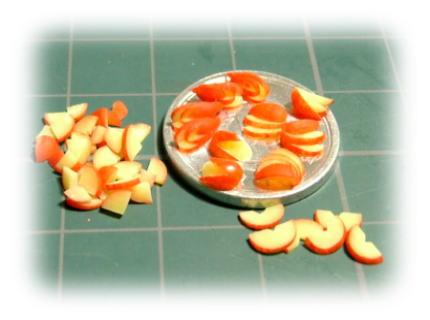 りんごカットいろいろ♪