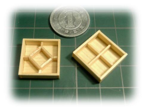 miniおべんとう箱♪