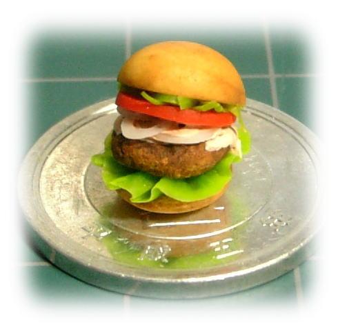 miniハンバーガー♪