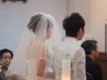 10.9結婚式