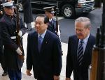 日米防衛首脳会談