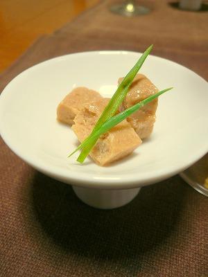 080820豆腐のみそ漬