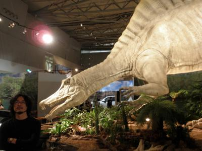 スピノサウルス2