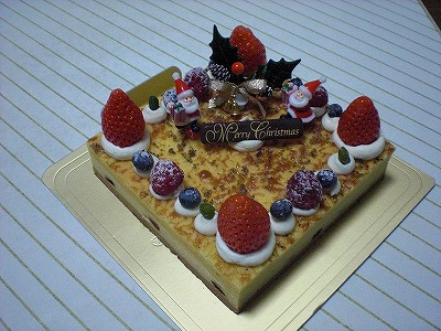 ケーキか?