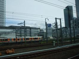 新幹線京都
