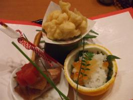 榊原館前菜