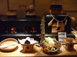 榊原館レストラン入り口