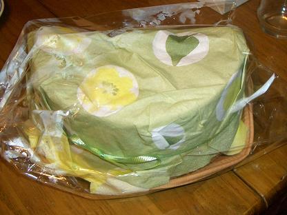 ファーム・ノラ特製シホンケーキ