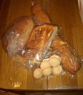 エレファントのパンで~す