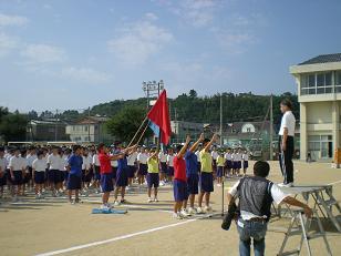 兼六中学校第61回運動会