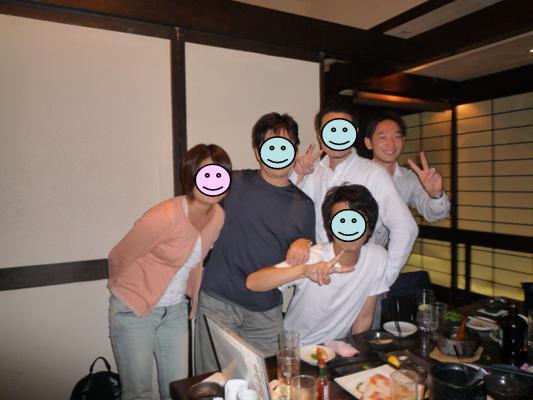 トライバルメディアハウスの池田社長&ループス斉藤社長らとディナー!