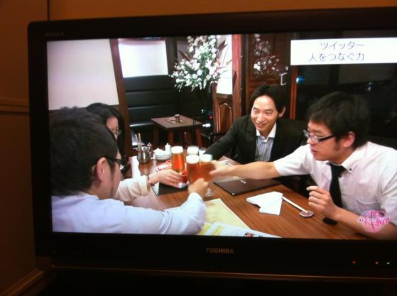 NHK「クローズアップ現代」にて!