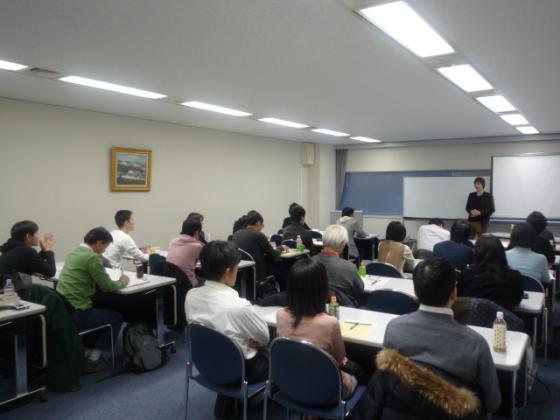 第1回若人塾@大宮、セゾン投信社長の中野さんと2人で講演させていただきました!