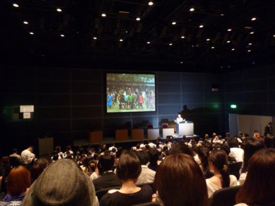 東京国際フォーラムにて開催されました!