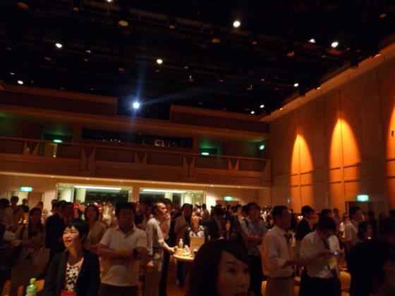 約500名が一堂に会し、熱気に包まれたイベントでした!