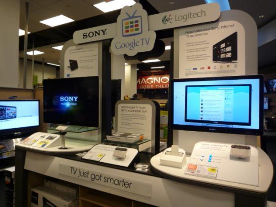 Google TV!
