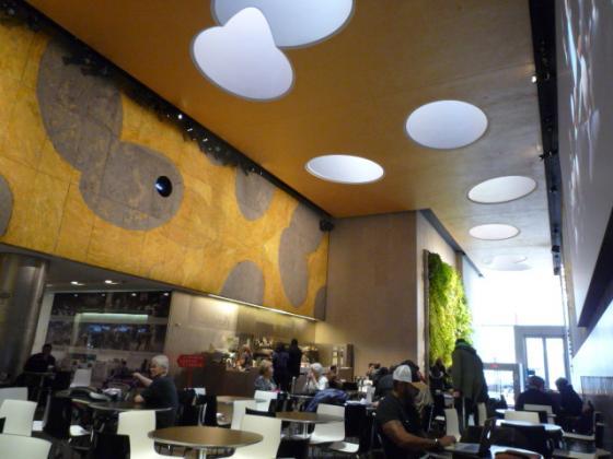 リンカーンセンターはwifi環境が完璧でした!