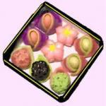 ひな祭りの和菓子