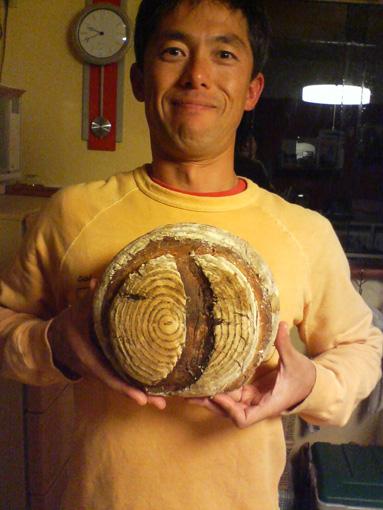 2008の「の」パン