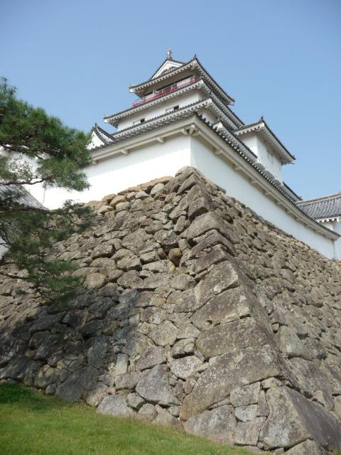 会津:鶴が城