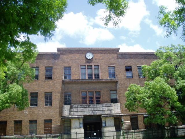 広大理学部校舎