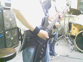 ワーロックギター