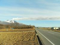 浅間山の煙1
