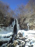 千ヶ滝(冬)