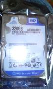 Western Digital SATA 2.5inch 320gb hdd