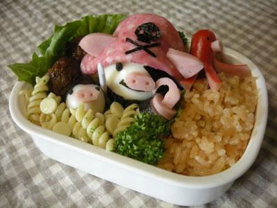 子豚の海賊