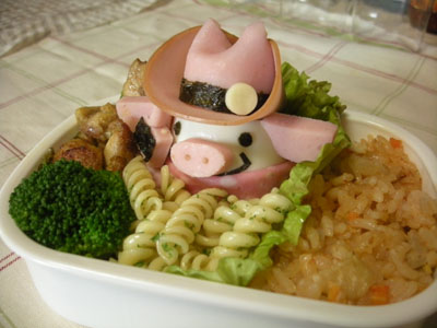 子豚のガンマン