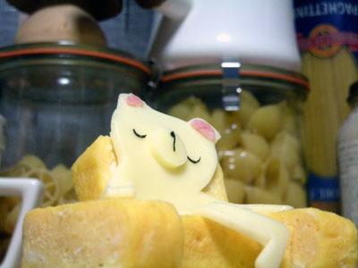 クマチーズ①