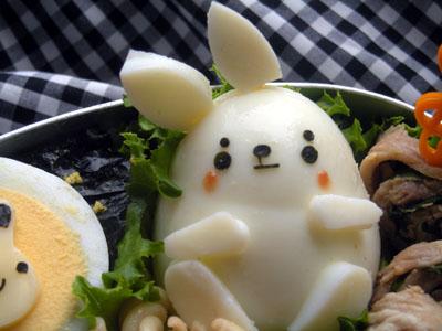 ユデタマウサギ②
