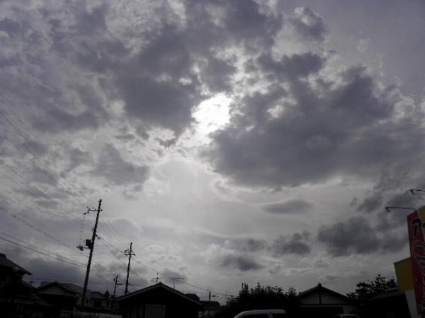 今日の空 7/25