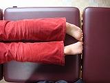 足の長さ-兵庫県伊丹市カイロプラクティック整体