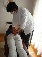 腰椎矯正2-兵庫県伊丹市整体カイロプラクティック