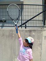 テニスサーブ正常-兵庫県伊丹市整体カイロプラクティック