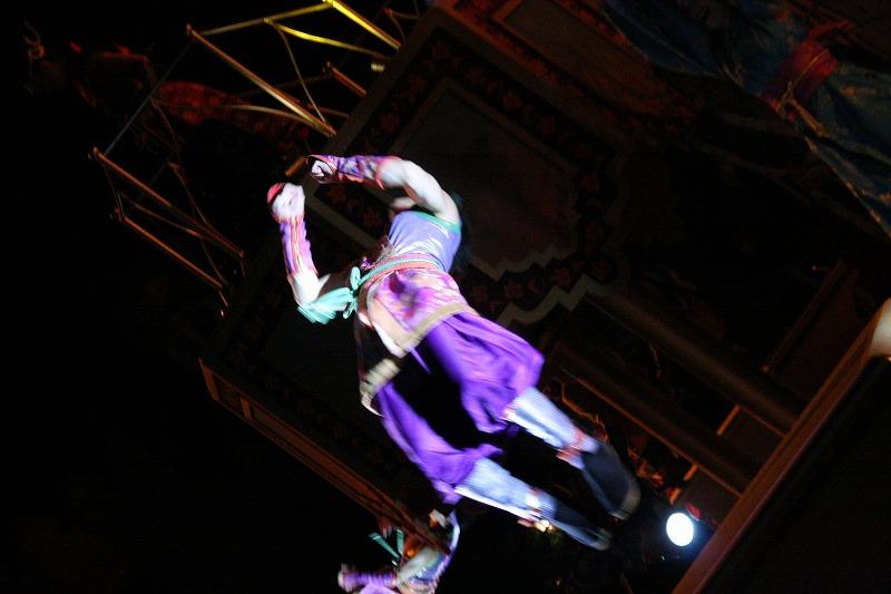 ボンファイヤーダンス